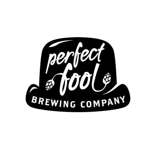 logo concept for brewery