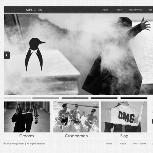 menguin website