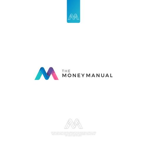 Fun logo for The Money Manual
