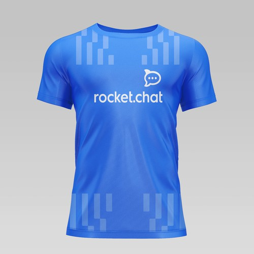 Tshirt Design For Rocket Chat