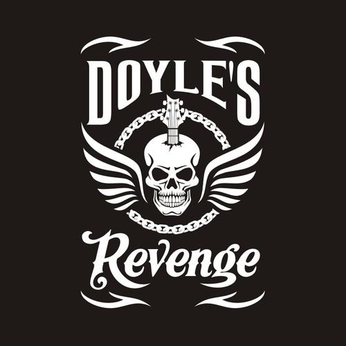 Band logo for Doyle's Revenge