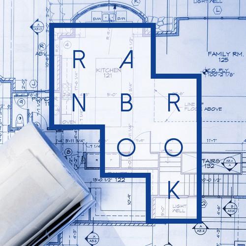 adaptable logo concept for building construction