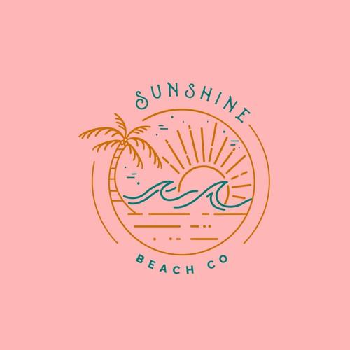 Logo Sunshine Beach Co.