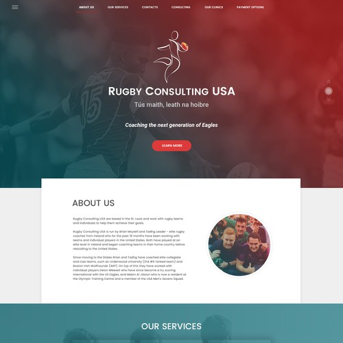 Rugby Consulting USA