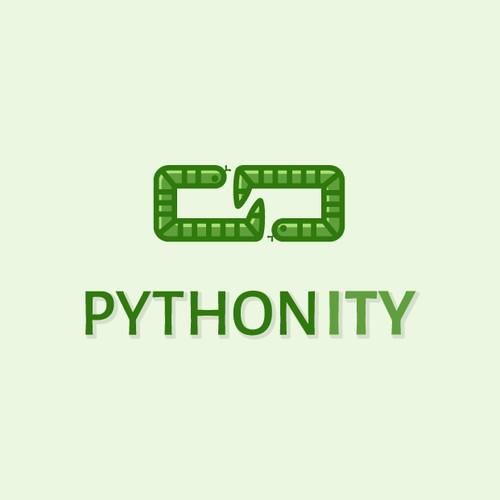 Python Infinity Logo