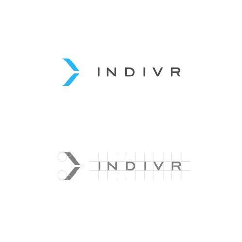 Modern logo for aerospace tech startup