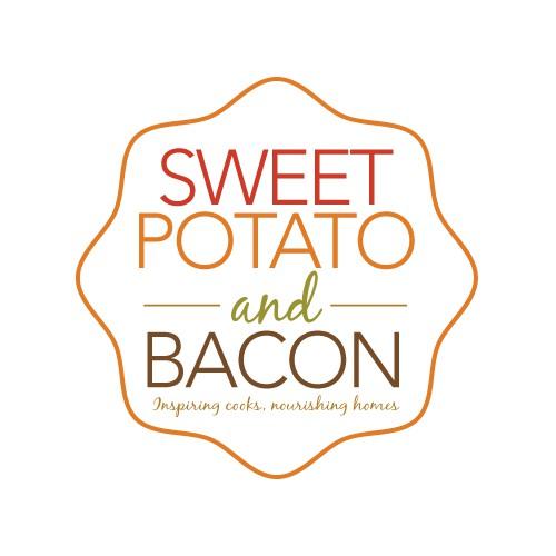 Create a Logo for Sweet Potato & Bacon