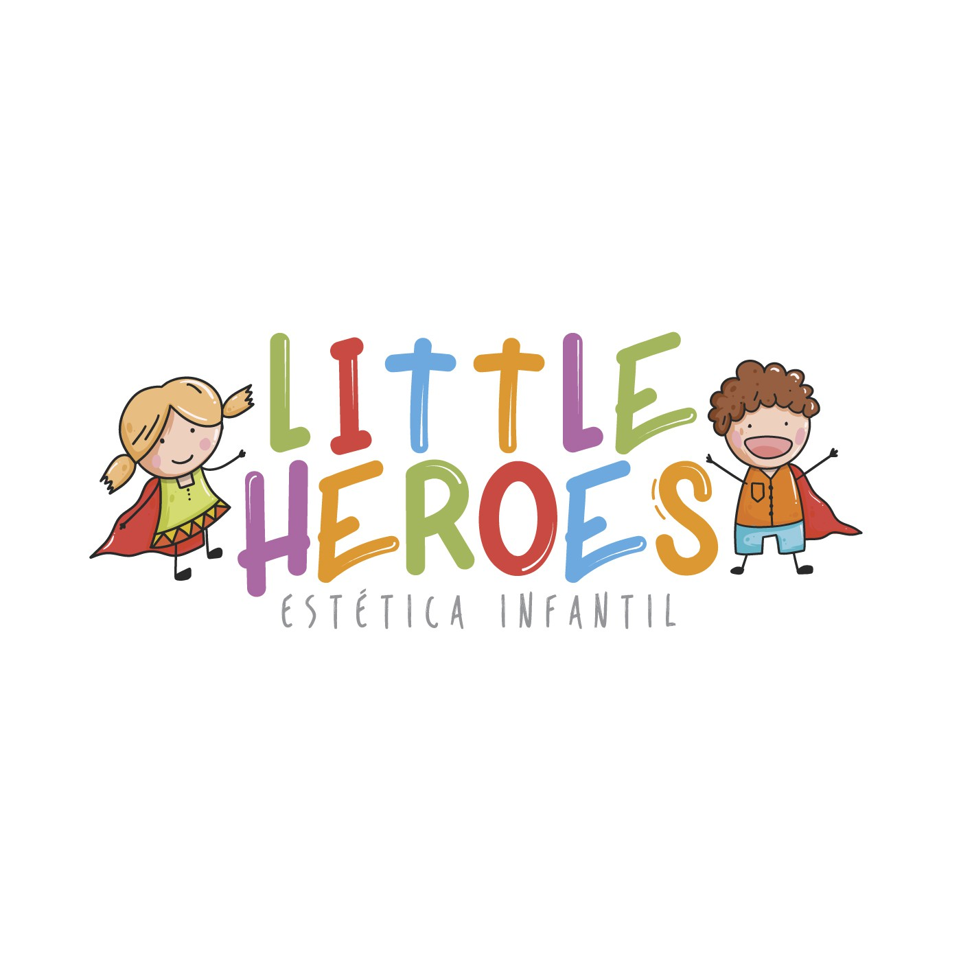 The Little Heroes Contest - Let´s See That Super Design