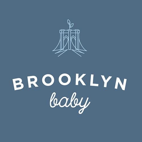 Hip & Urban Logo Design for Baby Company