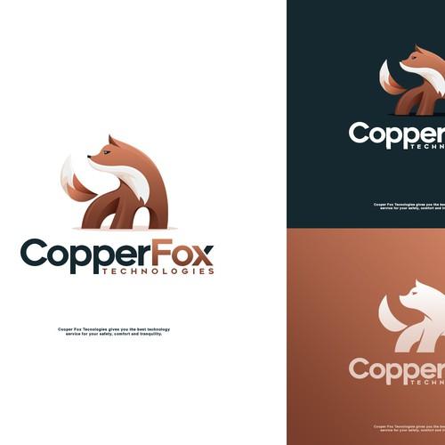 Logo Copper Fox