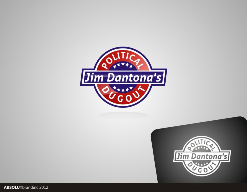 FUN/CLASSIC/HUMOR- Jim Dantona's Political Dugout needs a new logo