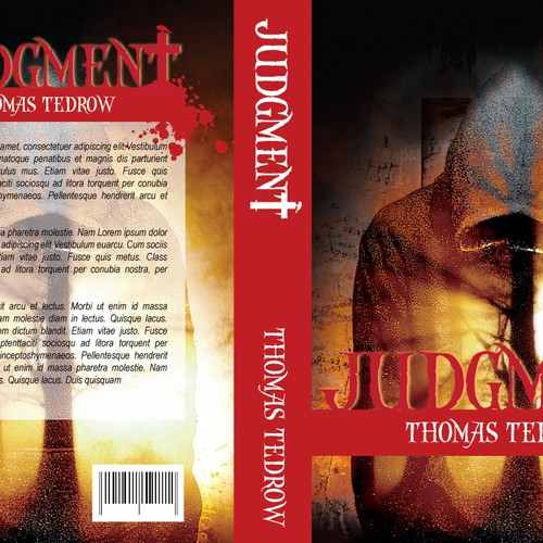 NEW Book Cover: Famous Author Publishing Thriller Series Soon!