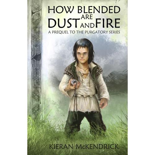 book or magazine cover for Kieran McKendrick
