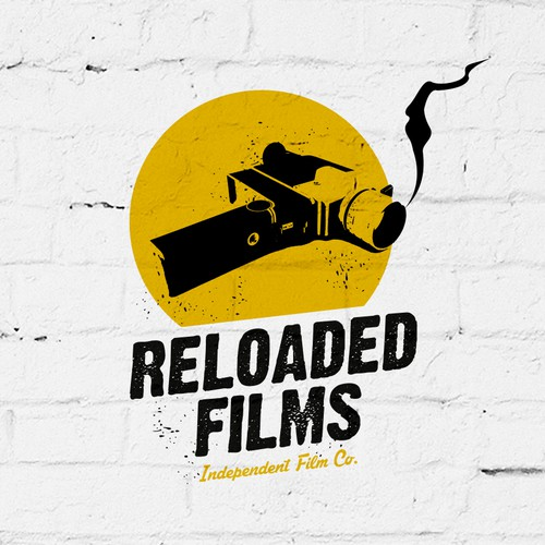 Reloaded Films Brand Identity