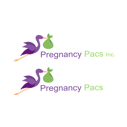 Help us create a pregnancy pac logo to launch our new support box for women with infertility.