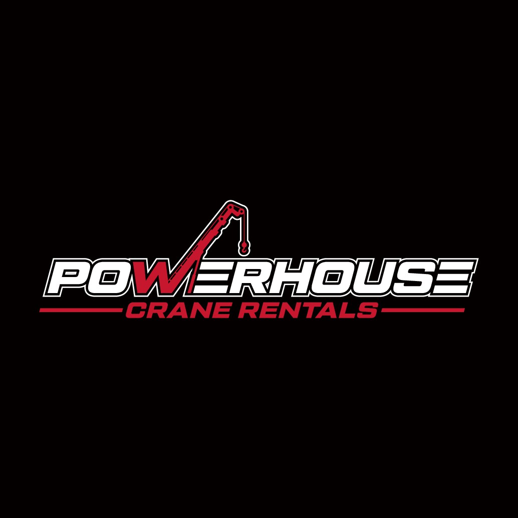 Crane Rental Company Logo in Tennessee catering to Construction Industry