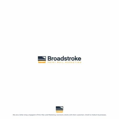 "Broadstroke ""Print Mail Marketing"""