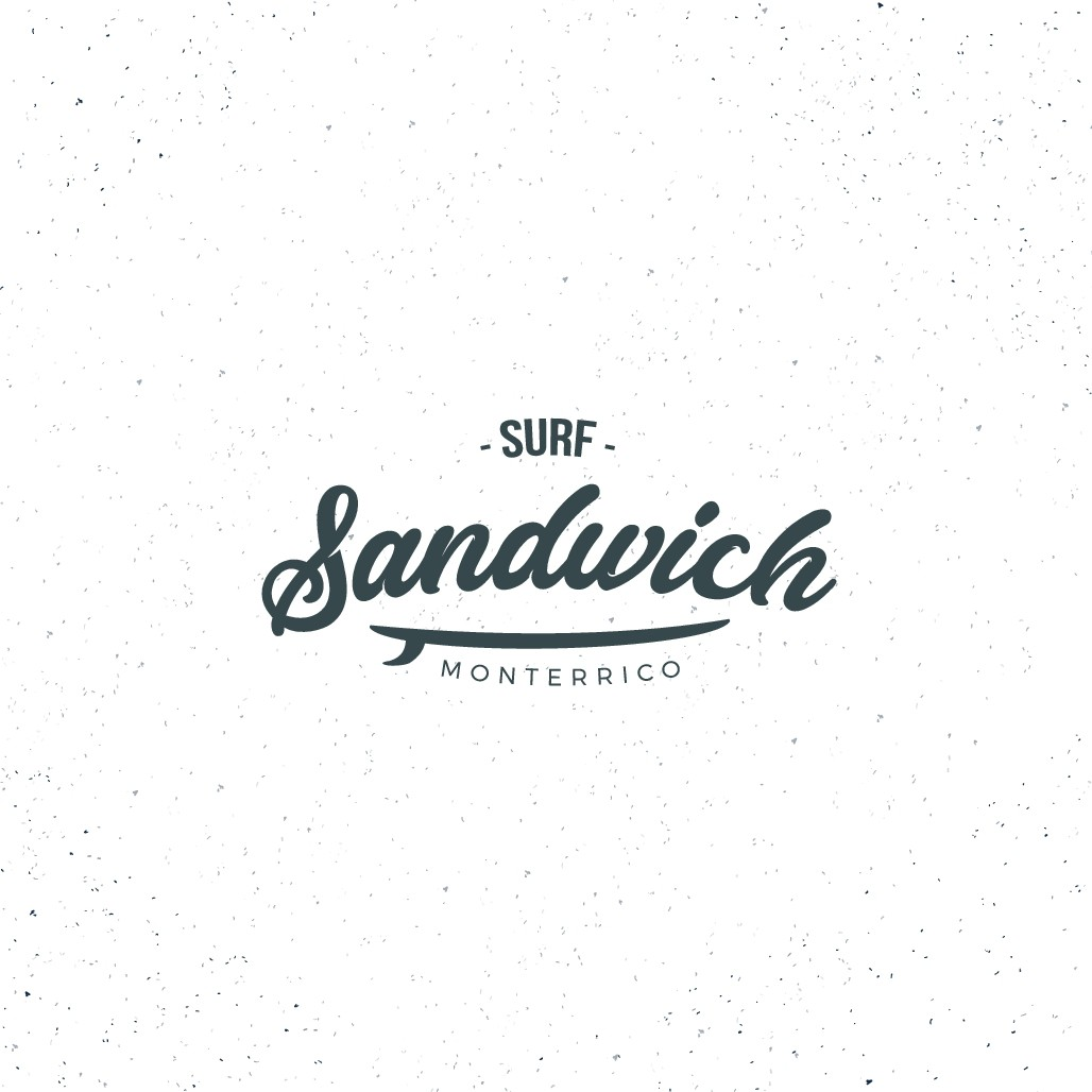 Surf Sandwich needs a nice and relax Logo.