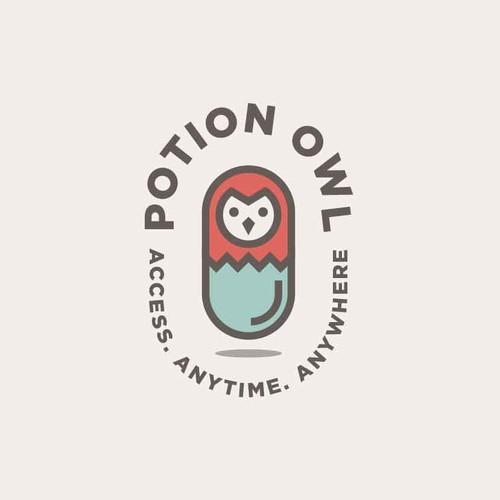 Potion Owl