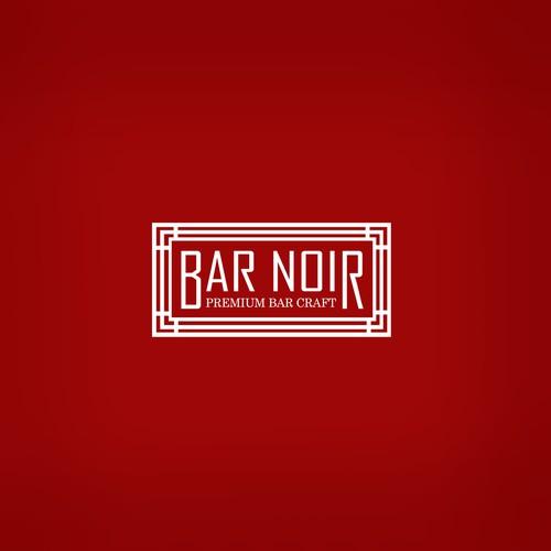 Bar Noir Logotype