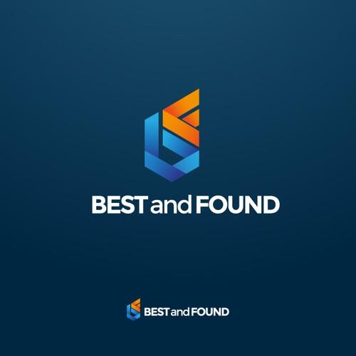 BEST and FOUND logo