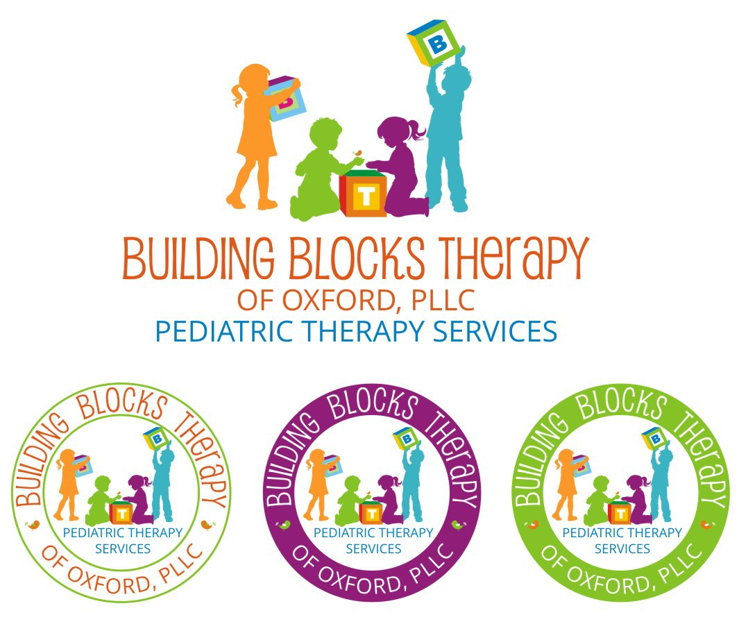 Design an exciting, fun logo for a pediatric therapy clinic