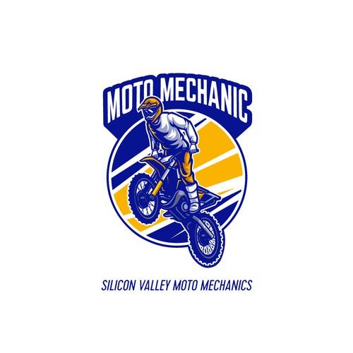 Moto Mechanics Logo