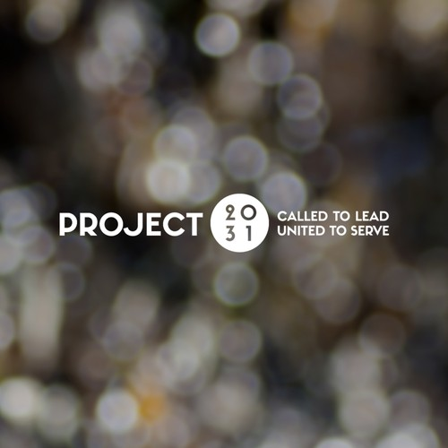Create a world-changing logo for PROJECT2031