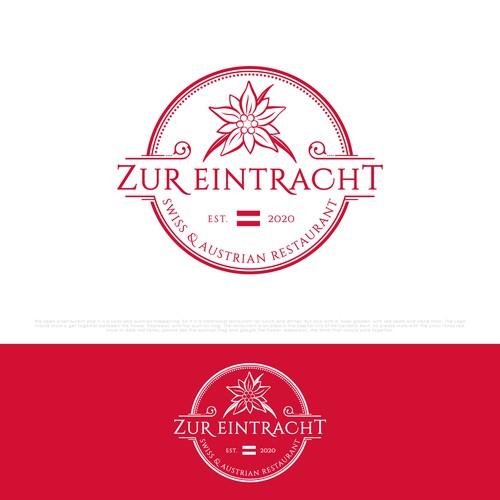 Austrian Restaurant Logo