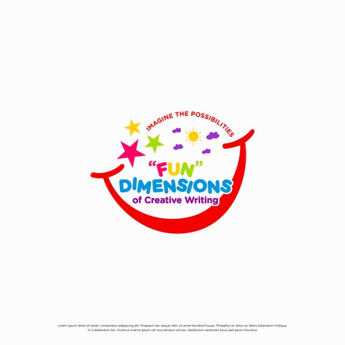 Fun logo for FUN DIMENSIONS