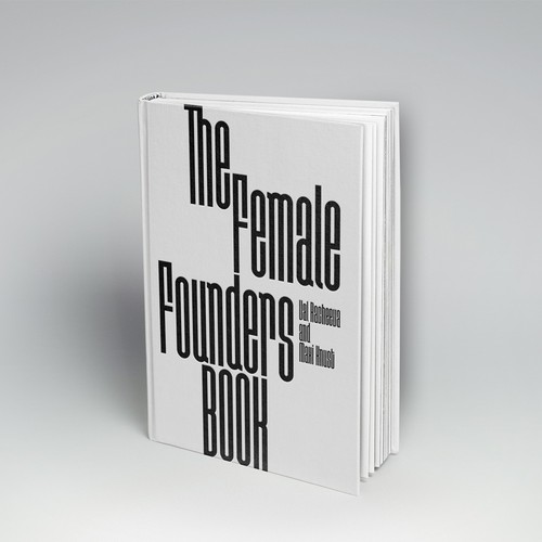 Minimalist Book Cover Design