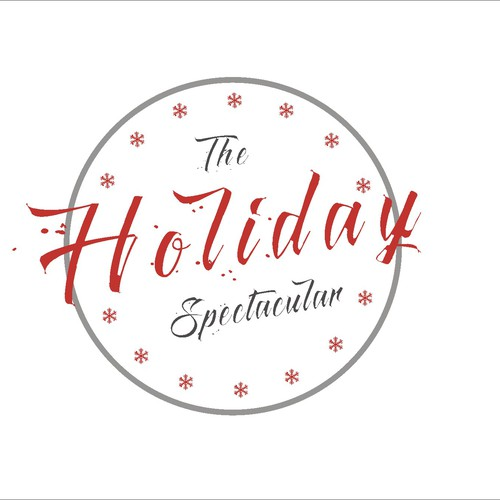 Logo The Holiday Spectacular