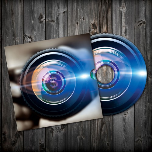 photography DVD cover