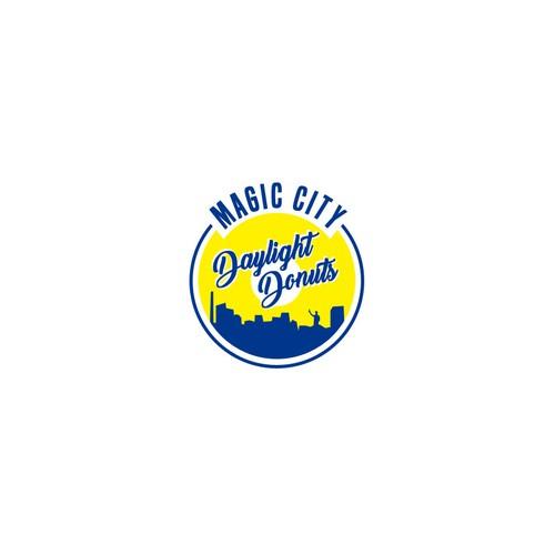 Logo for Magic City Daylight Donuts