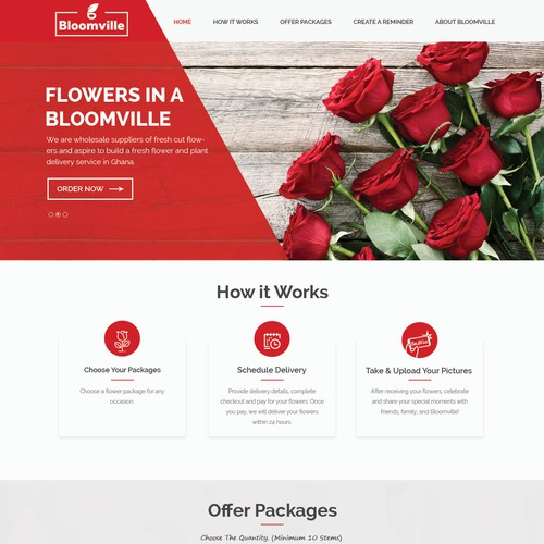 Florist Flower delivery service