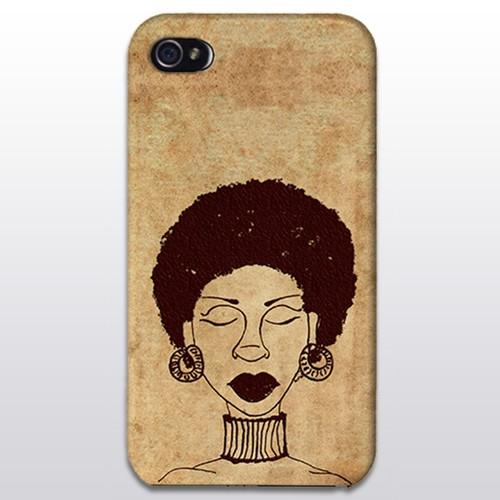 African Design for mobile case