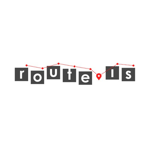 Help route.is with a new logo
