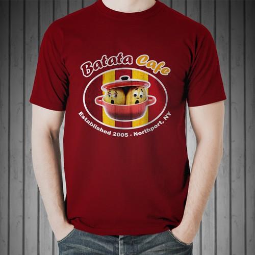 Batata Cafe tshirt