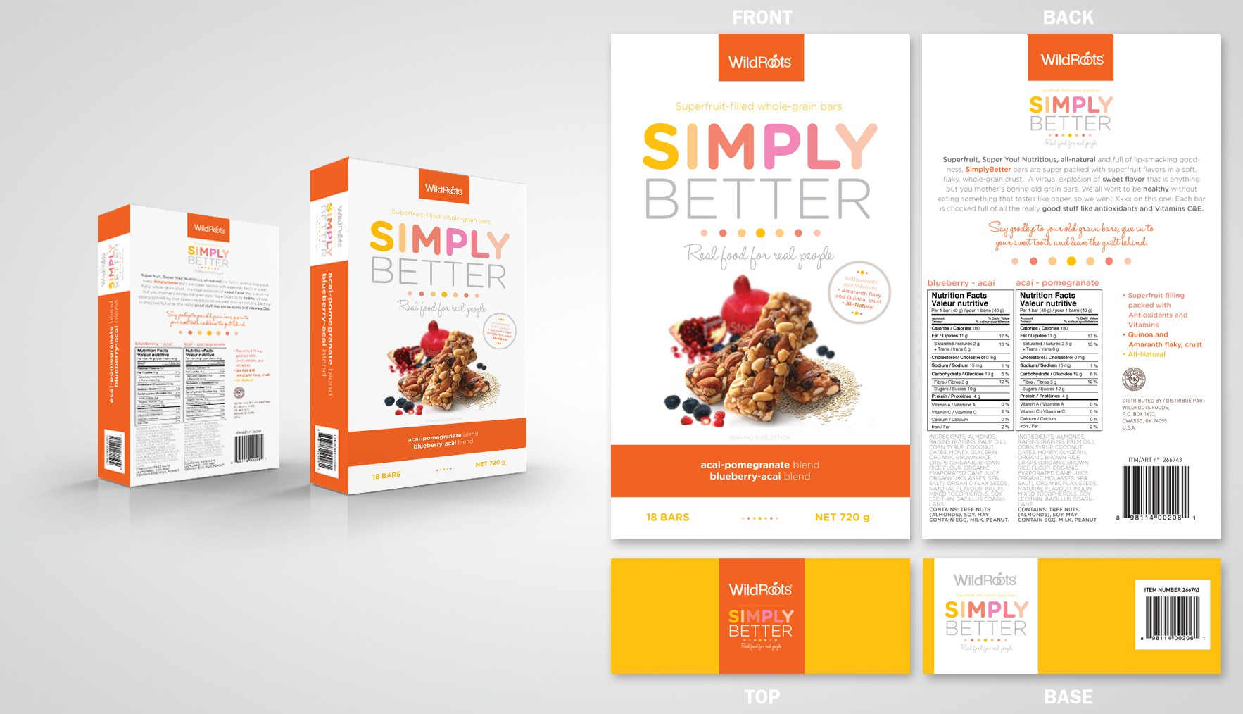 Create the next print or packaging design for Diversified Marketing Solutions