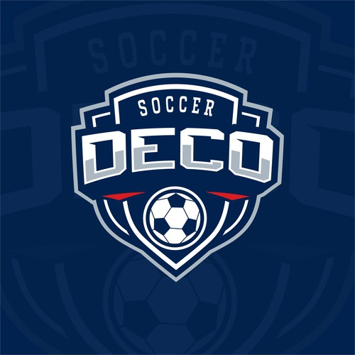 Logo for Soccer Deco