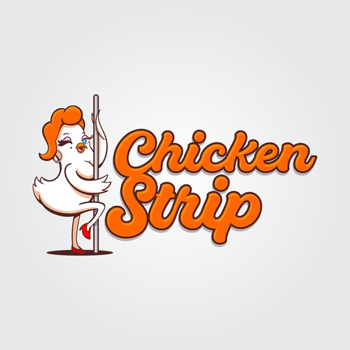 Quirky logo for a restaurant