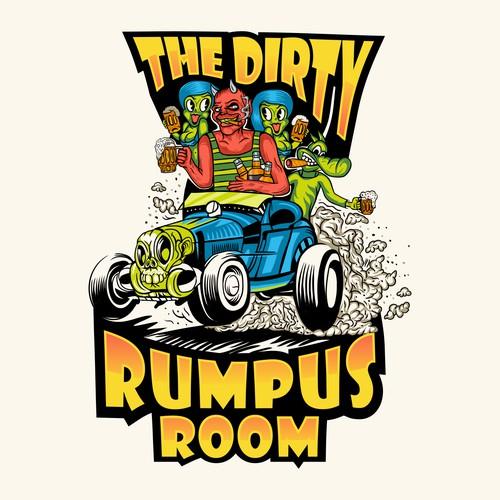 The (dirty) Rumpus Room