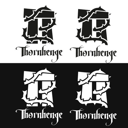 Help Thornhenge with a new logo