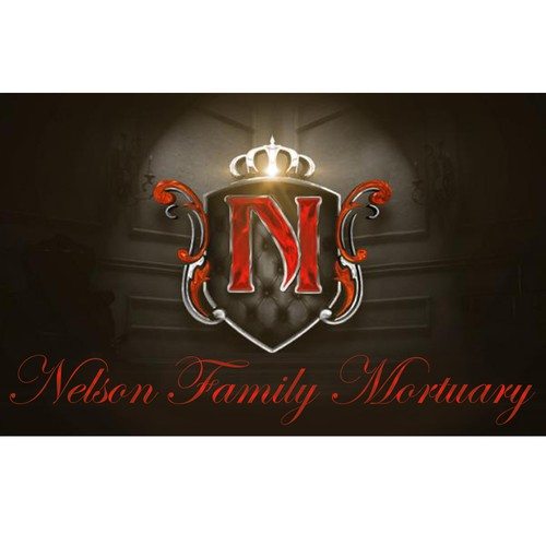 logo for Nelson Family Mortuary