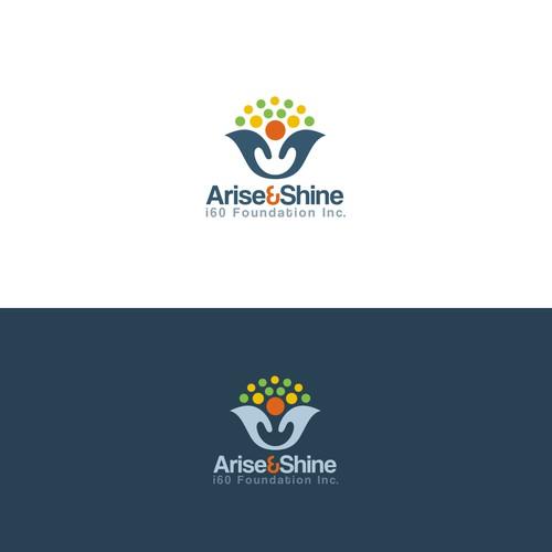 Logo for a non profit company.