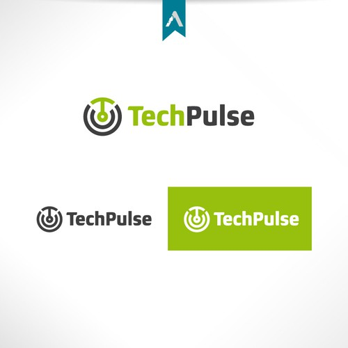 logo for TechPulse  or TECHPULSE