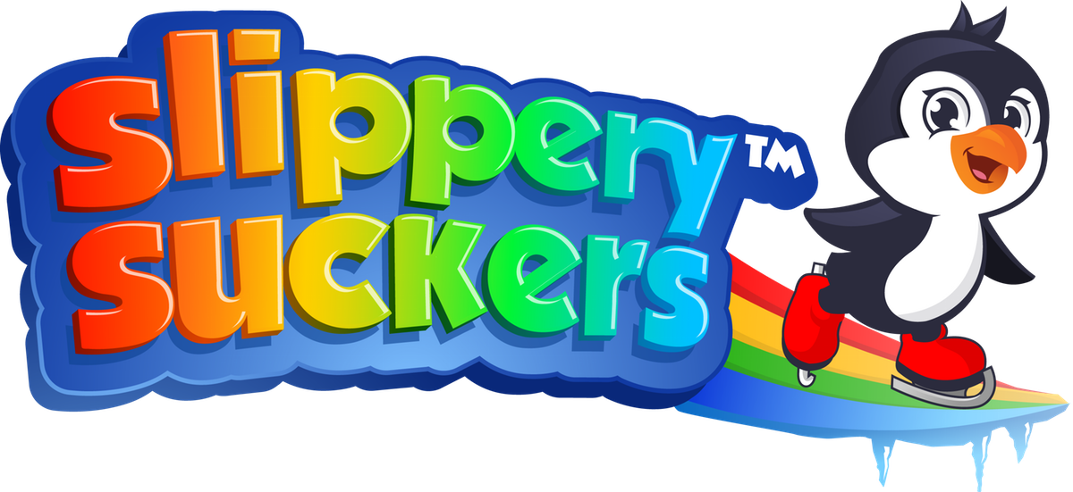 Logo for Slippery Suckers Iceblocks