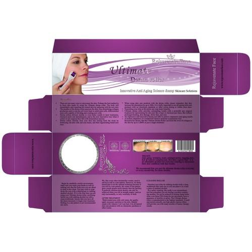 Innovativepackaging designneeded for revolutionary beauty product !!