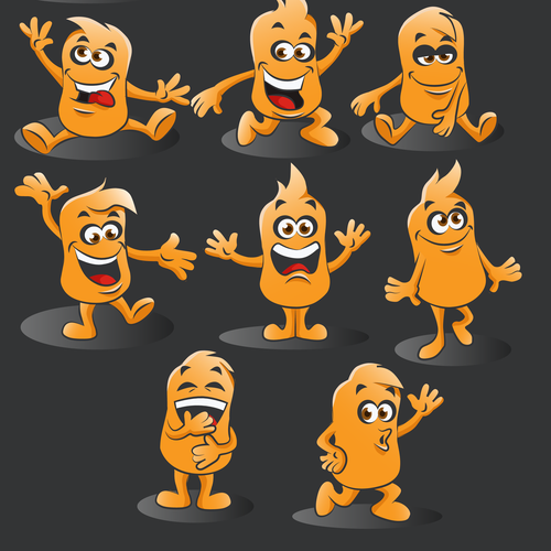 Create a fun humorous mascot for PromotionsOnly