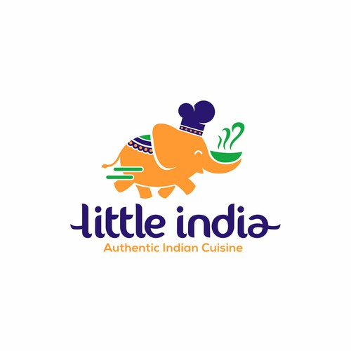 Logo Concept for Little India